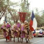 La fiesta religiosa de Cuasimodo tiene lugar en Maipú desde los años 1930 en adelante. Aún conserva muchos cultores y entusiasmo.