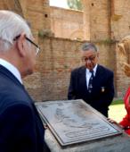 Este memorial fue erigido en honor y homenaje al Soldado desconocido que participó en la Batalla de Maipú.