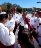 Bailes Religiosos a su llegada al Templo Votivo, el sábado 17 en la mañana, en la Fiesta de la Promesa 2018 (2)