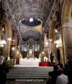 Celebración de los 200 años de la Promesa del pueblo de Chile a la Virgen del Carmen. 14 de marzo de 2018 (52)