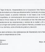 Celebración de los 200 años de la Promesa del pueblo de Chile a la Virgen del Carmen. 14 de marzo de 2018 (63)