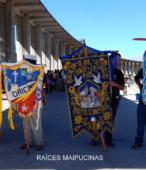 Fiesta de la Promesa 2018 en Maipú. Domingo 18 en vísperas de la gran Procesión por las calles céntricas de Maipú (1)