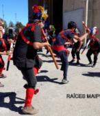 Fiesta de la Promesa 2018 en Maipú. Domingo 18 en vísperas de la gran Procesión por las calles céntricas de Maipú (3)