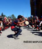 Fiesta de la Promesa 2018 en Maipú. Domingo 18 en vísperas de la gran Procesión por las calles céntricas de Maipú (5)
