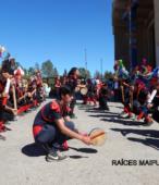 Fiesta de la Promesa 2018 en Maipú. Domingo 18 en vísperas de la gran Procesión por las calles céntricas de Maipú (6)