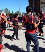 Fiesta de la Promesa 2018 en Maipú. Domingo 18 en vísperas de la gran Procesión por las calles céntricas de Maipú (7)