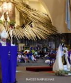 Fiesta de la Promesa 2018 en Maipú. Misa solemne, el domingo 18 a mediodía, presidida por el Cardenal Ricardo Ezzatti (11)