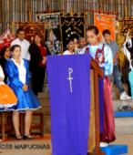 Fiesta de la Promesa 2018 en Maipú. Misa solemne, el domingo 18 a mediodía, presidida por el Cardenal Ricardo Ezzatti (13)