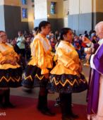 Fiesta de la Promesa 2018 en Maipú. Misa solemne, el domingo 18 a mediodía, presidida por el Cardenal Ricardo Ezzatti (17)