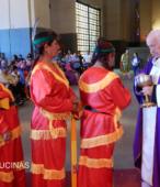 Fiesta de la Promesa 2018 en Maipú. Misa solemne, el domingo 18 a mediodía, presidida por el Cardenal Ricardo Ezzatti (18)