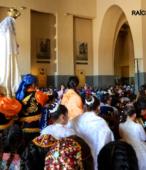 Fiesta de la Promesa 2018 en Maipú. Misa solemne, el domingo 18 a mediodía, presidida por el Cardenal Ricardo Ezzatti (2)