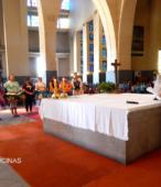 Fiesta de la Promesa 2018 en Maipú. Misa solemne, el domingo 18 a mediodía, presidida por el Cardenal Ricardo Ezzatti (20)