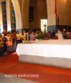 Fiesta de la Promesa 2018 en Maipú. Misa solemne, el domingo 18 a mediodía, presidida por el Cardenal Ricardo Ezzatti (23)