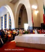 Fiesta de la Promesa 2018 en Maipú. Misa solemne, el domingo 18 a mediodía, presidida por el Cardenal Ricardo Ezzatti (25)