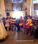 Fiesta de la Promesa 2018 en Maipú. Misa solemne, el domingo 18 a mediodía, presidida por el Cardenal Ricardo Ezzatti (26)