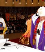 Fiesta de la Promesa 2018 en Maipú. Misa solemne, el domingo 18 a mediodía, presidida por el Cardenal Ricardo Ezzatti (28)