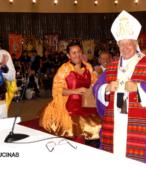 Fiesta de la Promesa 2018 en Maipú. Misa solemne, el domingo 18 a mediodía, presidida por el Cardenal Ricardo Ezzatti (29)