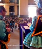 Fiesta de la Promesa 2018 en Maipú. Misa solemne, el domingo 18 a mediodía, presidida por el Cardenal Ricardo Ezzatti (30)