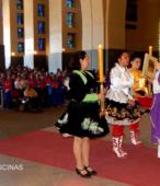 Fiesta de la Promesa 2018 en Maipú. Misa solemne, el domingo 18 a mediodía, presidida por el Cardenal Ricardo Ezzatti (8)