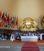 Fiesta de la Promesa 2018 en Maipú. Misa solemne, el domingo 18 a mediodía, presidida por el Cardenal Ricardo Ezzatti (9)