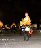 Fiesta de la Promesa 2018 en el Santuario de Maipú. Entrada de Pueblo de los Bailes concurrentes, el sábado 17 por la noche (8)