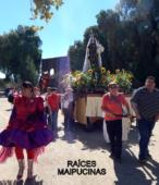 Fiesta de la Promesa 2018. Solemne Procesión por las calles céntricas de Maipú, el domingo 18, a partir de las 16 horas (20)