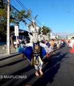 Fiesta de la Promesa 2018. Solemne Procesión por las calles céntricas de Maipú, el domingo 18, a partir de las 16 horas (5)