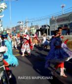 Fiesta de la Promesa 2018. Solemne Procesión por las calles céntricas de Maipú, el domingo 18, a partir de las 16 horas (8)