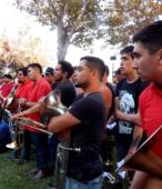 Romería de los Músicos participantes en la Fiesta de la Primesa 2018, el sábado 17, a las 16.30 horas, encabezada por su Patrona Santa Cecilia (14)
