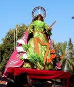 Romería de los Músicos participantes en la Fiesta de la Primesa 2018, el sábado 17, a las 16.30 horas, encabezada por su Patrona Santa Cecilia (15)