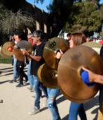 Romería de los Músicos participantes en la Fiesta de la Primesa 2018, el sábado 17, a las 16.30 horas, encabezada por su Patrona Santa Cecilia (17)