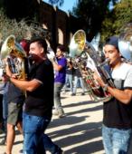 Romería de los Músicos participantes en la Fiesta de la Primesa 2018, el sábado 17, a las 16.30 horas, encabezada por su Patrona Santa Cecilia (21)