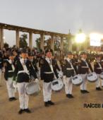 Banda del Colegio Patricio Mekis de Maipú, que acompañó el paso de las instituciones y fuerzas vivas de la comuna (5)