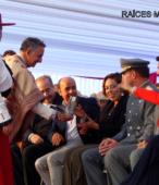 Brindis de chica en cacho ofrecido a las autoridades e invitados, por el Club de Rodeo Alberto Llona Reyes de Maipú (1)