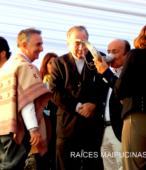 Brindis de chica en cacho ofrecido a las autoridades e invitados, por el Club de Rodeo Alberto Llona Reyes de Maipú (4)