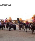 Club del Rodeo Chileno Alberto Llona Reyes de Maipú, que ofreció el esquinazo y el brindis de chicha en cacho (2)