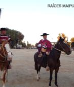Club del Rodeo Chileno Alberto Llona Reyes de Maipú, que ofreció el esquinazo y el brindis de chicha en cacho (5)