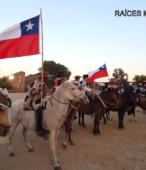 Club del Rodeo Chileno Alberto Llona Reyes de Maipú, que ofreció el esquinazo y el brindis de chicha en cacho (7)