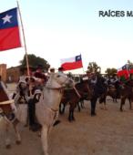 Club del Rodeo Chileno Alberto Llona Reyes de Maipú, que ofreció el esquinazo y el brindis de chicha en cacho (9)