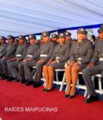 Delegación de Alumnos Dragoneantes de la Escuela de Suboficiales del Ejército, asistente a la ceremonia. (2)