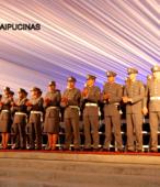 Delegación de Alumnos Dragoneantes de la Escuela de Suboficiales del Ejército, asistente a la ceremonia. (3)