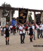 Delegaciones de todos los colegios de la Corporación Municipal de Maipú, tomaron parte en el desfile cívico efectuado en esta ocasión (10)