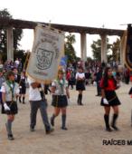 Delegaciones de todos los colegios de la Corporación Municipal de Maipú, tomaron parte en el desfile cívico efectuado en esta ocasión (11)