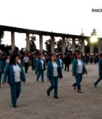 Delegaciones de todos los colegios de la Corporación Municipal de Maipú, tomaron parte en el desfile cívico efectuado en esta ocasión (2)