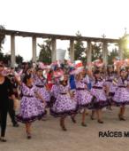 Delegaciones de todos los colegios de la Corporación Municipal de Maipú, tomaron parte en el desfile cívico efectuado en esta ocasión (29)