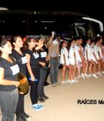 Desfile de las delegaciones de las dependencias y unidades municipales y de la sociedad civil de Maipú (1)