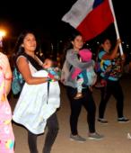 Desfile de las delegaciones de las dependencias y unidades municipales y de la sociedad civil de Maipú (12)