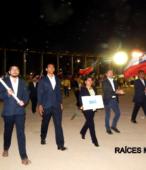 Desfile de las delegaciones de las dependencias y unidades municipales y de la sociedad civil de Maipú (13)