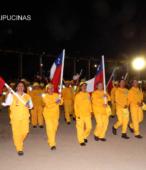 Desfile de las delegaciones de las dependencias y unidades municipales y de la sociedad civil de Maipú (14)