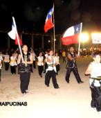 Desfile de las delegaciones de las dependencias y unidades municipales y de la sociedad civil de Maipú (16)